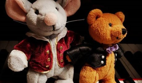 Mozart Mouse and Beethoven Bear Music Matters