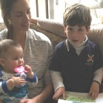Hunter learns to share at Early Learning Music classes