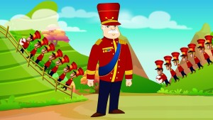 Early Learning Music marching