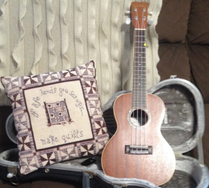 Ukulele for Music Matters