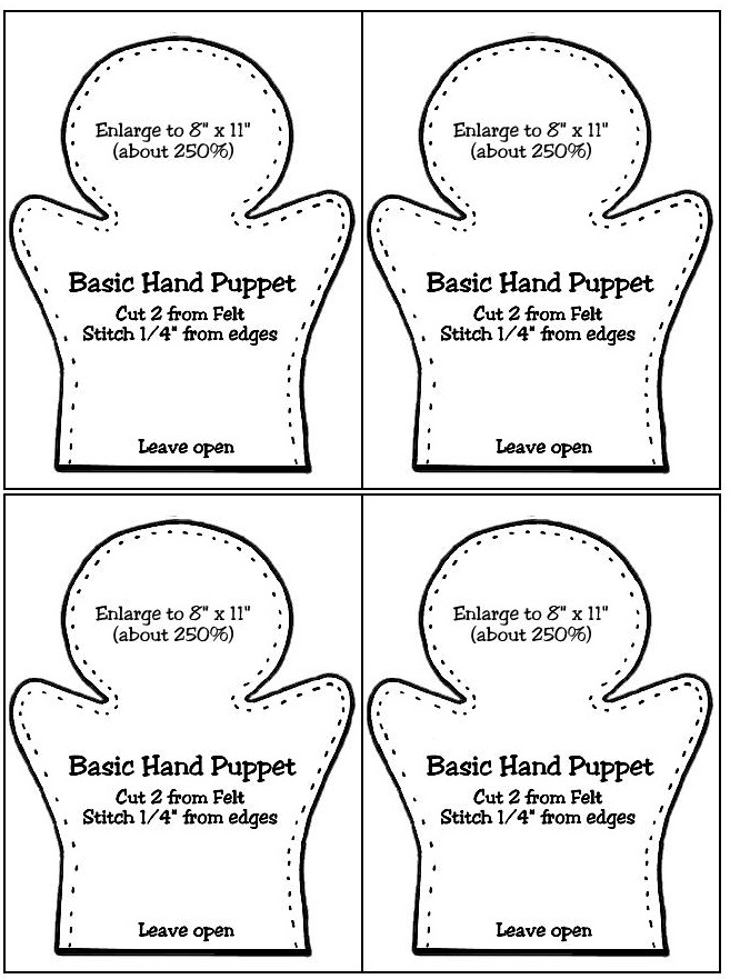 Basic Hand Puppets CROPPED