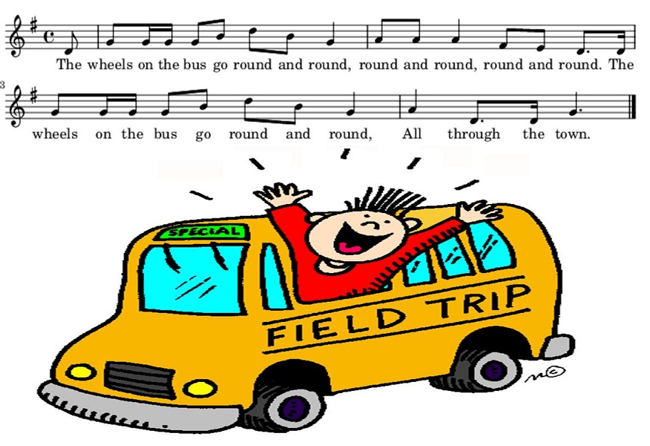 Wheels of the Bus Music Matters